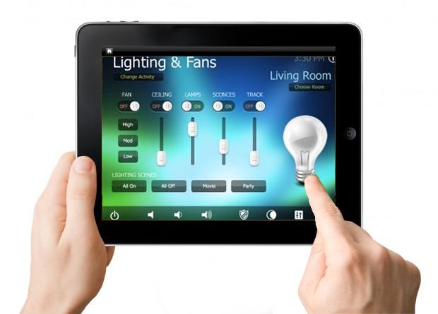 Ver como integrar luces y sonido